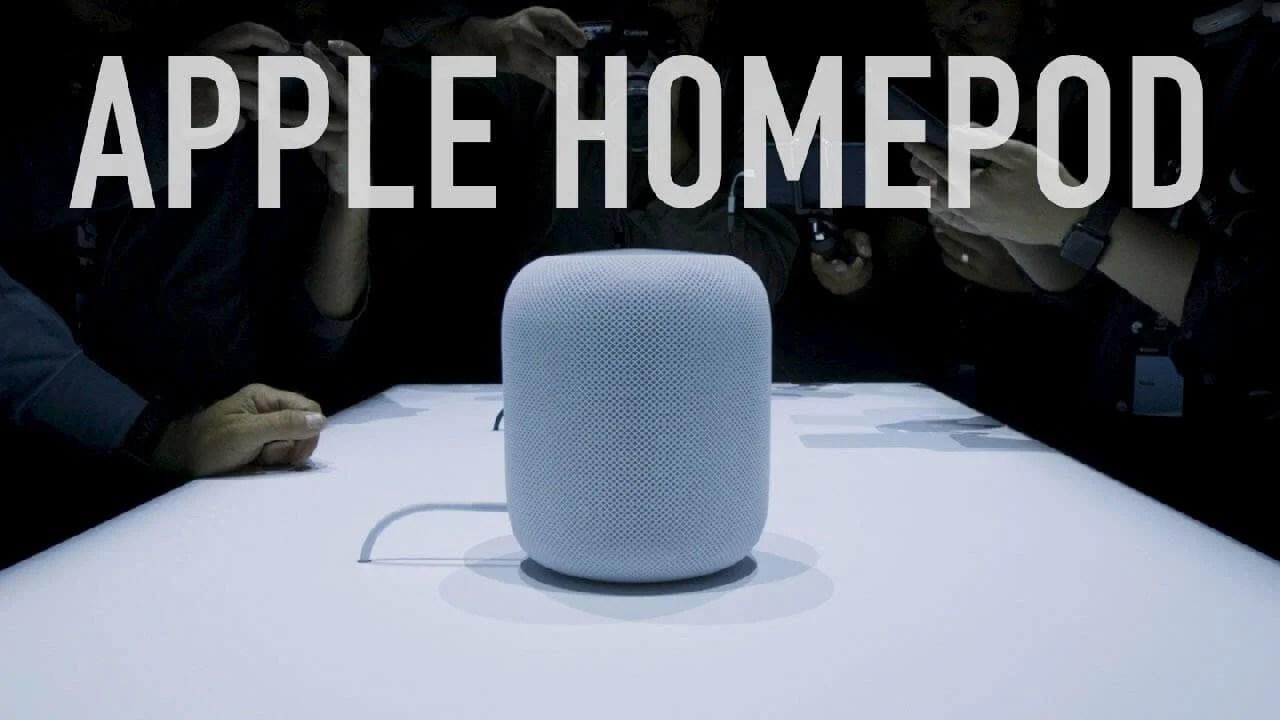 maxresdefault 7 - Apple começará a vender o HomePod nesta sexta-feira
