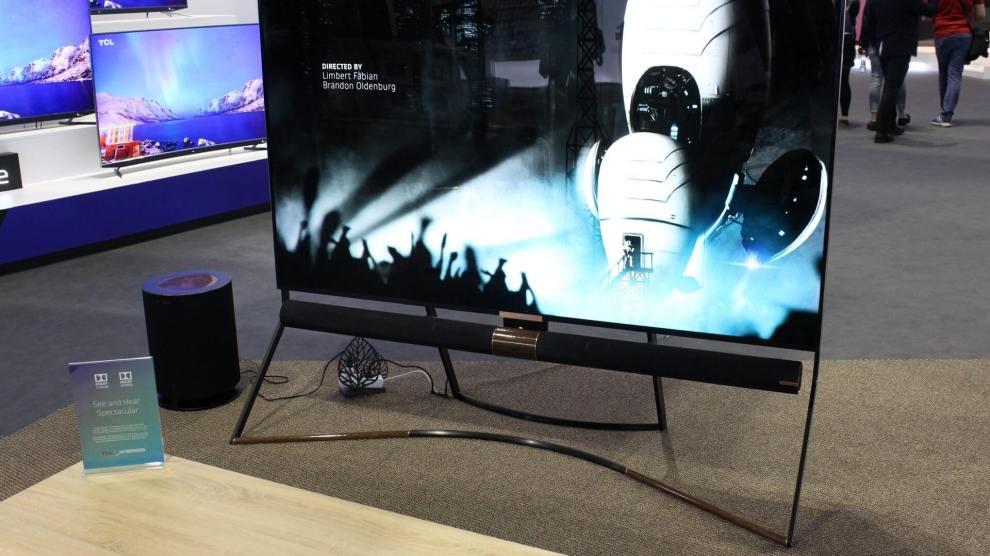 CES 2018: TCL lançará no Brasil TV QLED 4K de 85 polegadas por R$ 100 mil 6