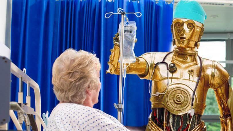 Seu próximo médico provavelmente será um robô 4