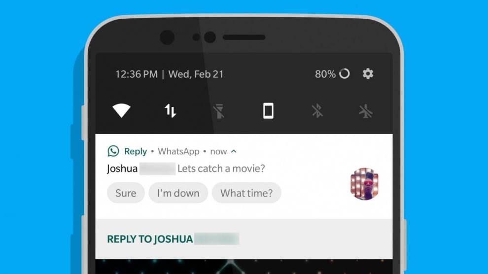 Reply: Novo app do Google prevê suas respostas em todo o Android 4