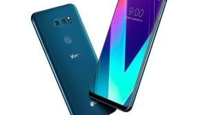 MWC 2018 - V30S ThinQ