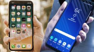 Comparativo: Samsung Galaxy S9+ vs Apple iPhone X 7