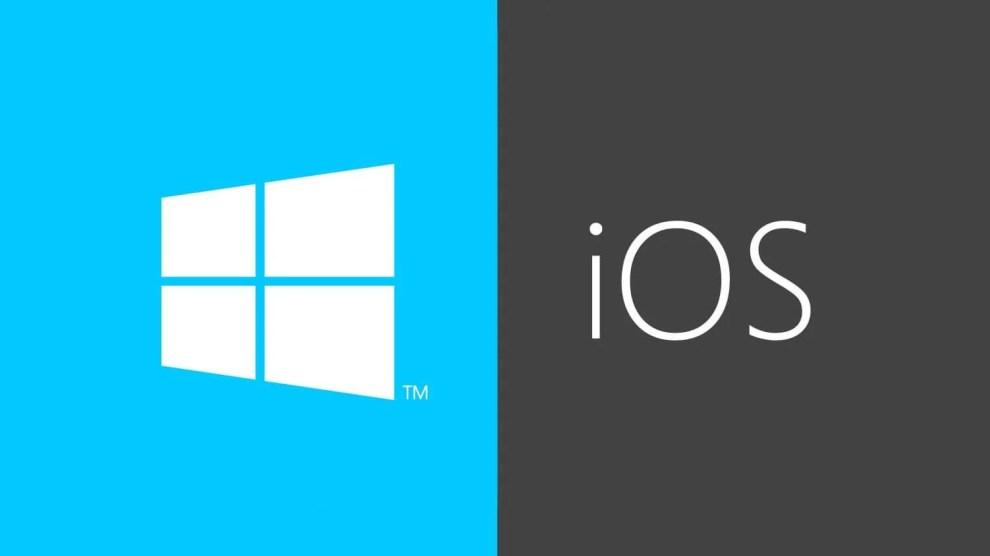 Usa tanto iOS quanto Windows 10? Veja os aplicativos essenciais para conectar as duas plataformas