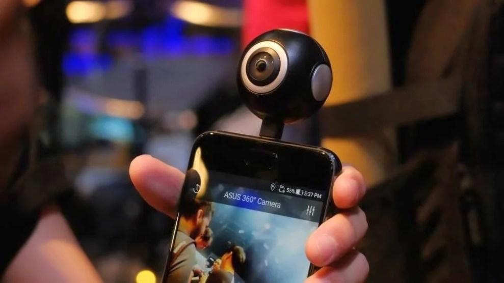 asus 2 - ASUS anuncia câmera 360 e nova versão do Zenfone Selfie e Zenfone 4