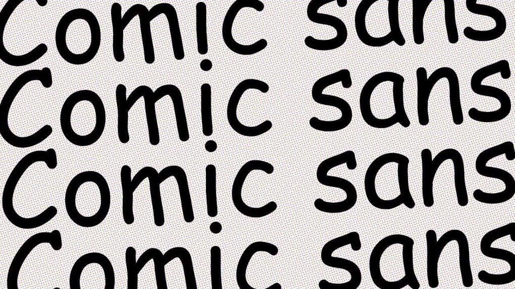 comic - Comic Sans: conheça a história da fonte mais odiada do mundo