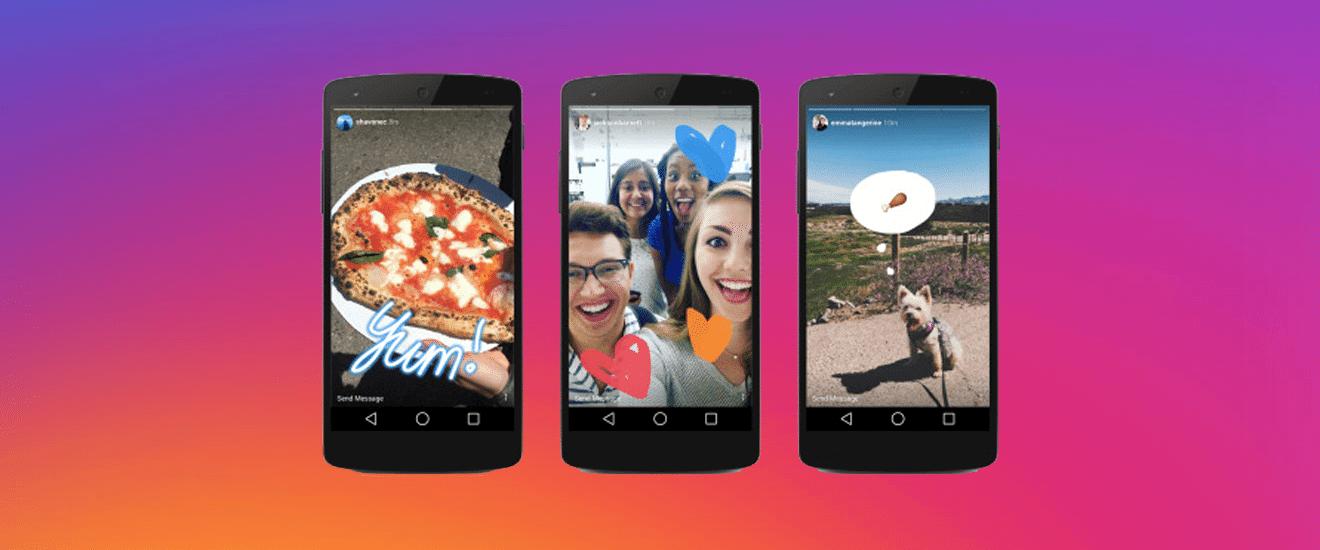 Instagram começa a mostrar quem tirou print dos seus Stories 6