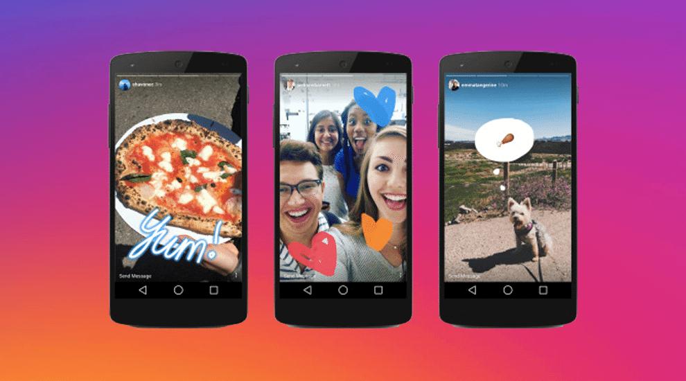 Instagram começa a mostrar quem tirou print dos seus Stories 7