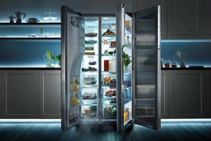 Food Showcase: Samsung lança geladeira com novo conceito em design