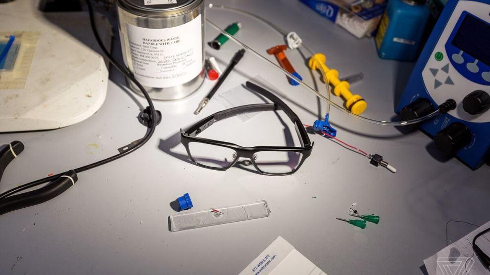 Intel está desenvolvendo seus próprios óculos inteligentes 7