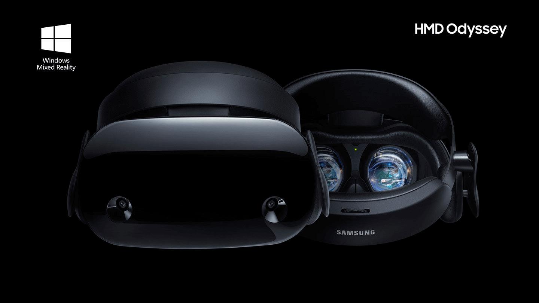 456661 444001 Screenshot 2017 10 3 HMD PC Computing Accessories XE800ZAA HC1US Samsung US - Samsung HMD Odyssey é novo óculos de realidade virtual compatível com Windows Mixed Reality