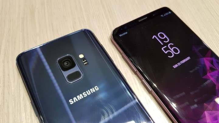 Galaxy S9: o modelo com uma câmera traseira