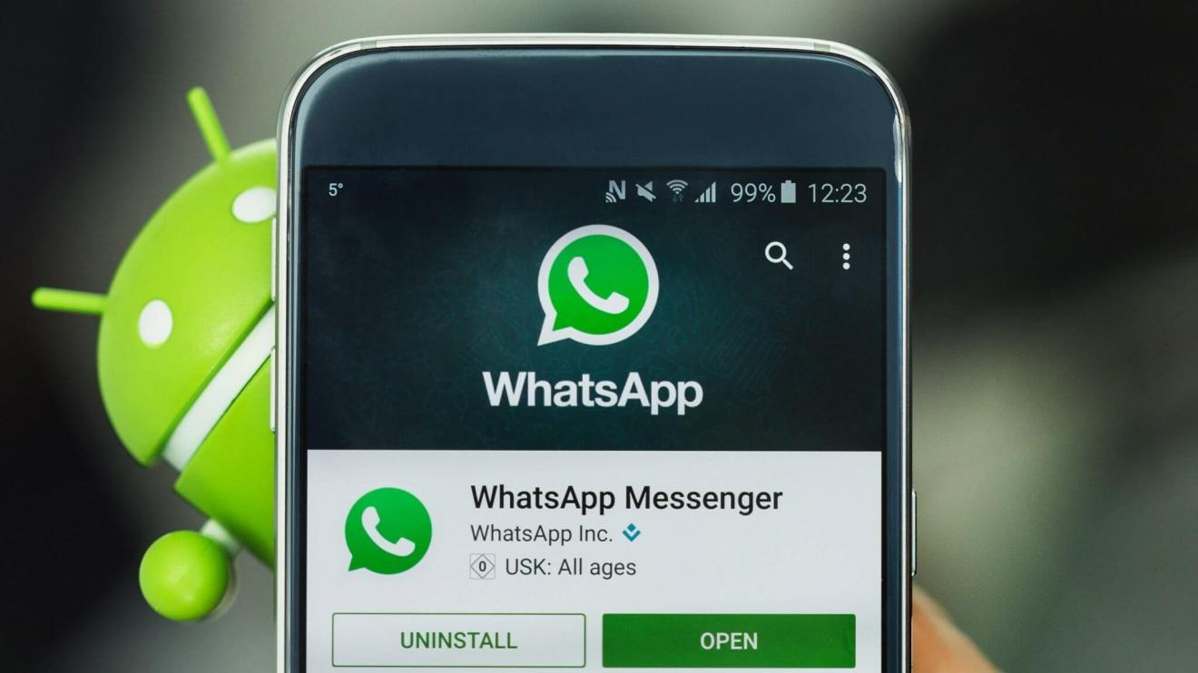 Como esconder as fotos do WhatsApp da galeria do Android 5