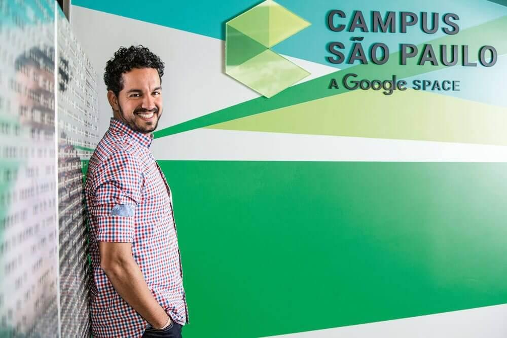 2971  dan8910 jpg - André Barrence fala sobre ser uma das Startups do Google Campus