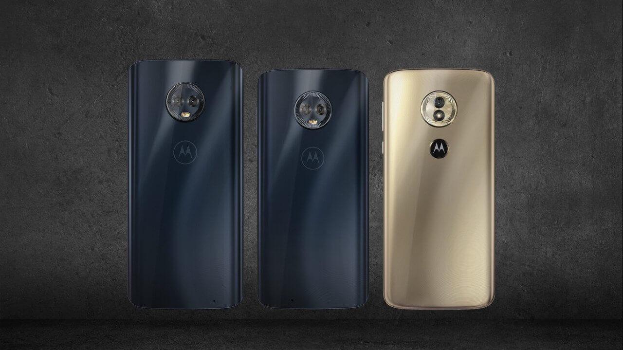 Moto G6 Play, Moto G6 e Moto G6 Plus são anunciados oficialmente 4