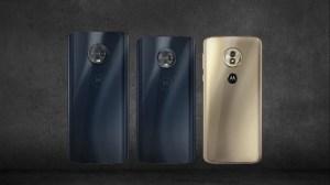 Moto G6 Play, Moto G6 e Moto G6 Plus são anunciados oficialmente 8
