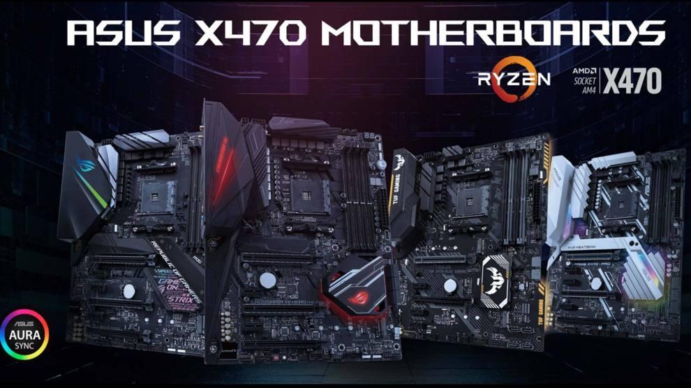 Confira as placa-mãe da ASUS para as CPUs Ryzen de 2ª geração 8