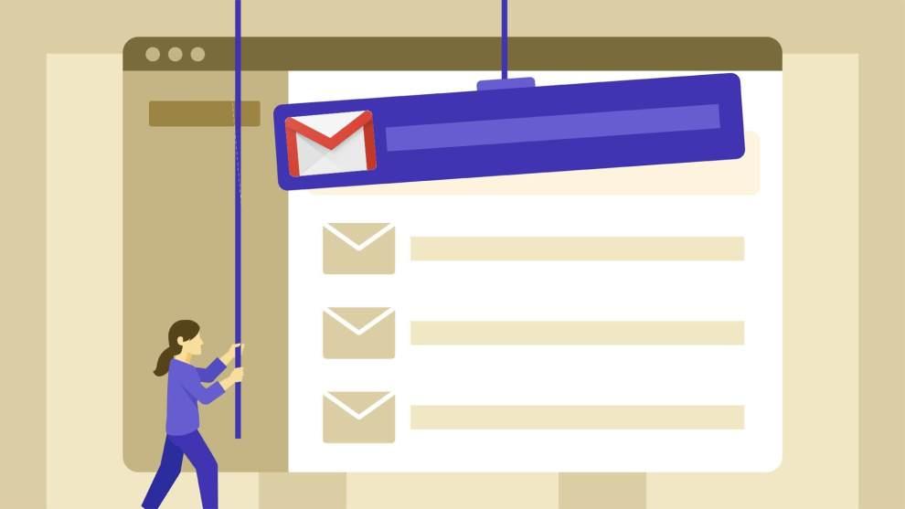 gmail - Vazam imagens do novo Gmail