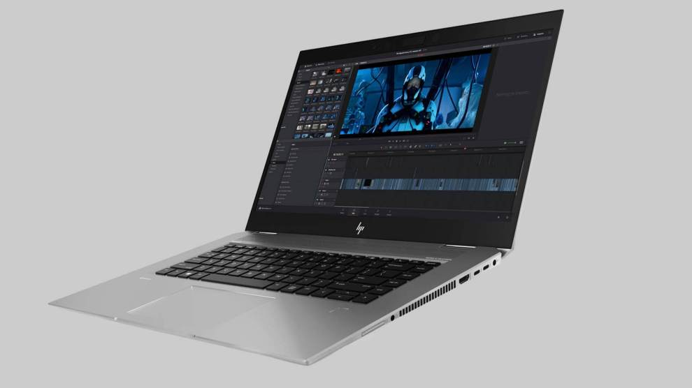 HP apresenta ZBook Studio x360 G5, o 2 em 1 mais potente do mercado 6