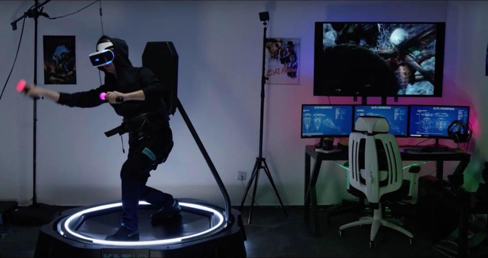 KAT Walk Mini: conheça a nova tecnologia de realidade virtual 3