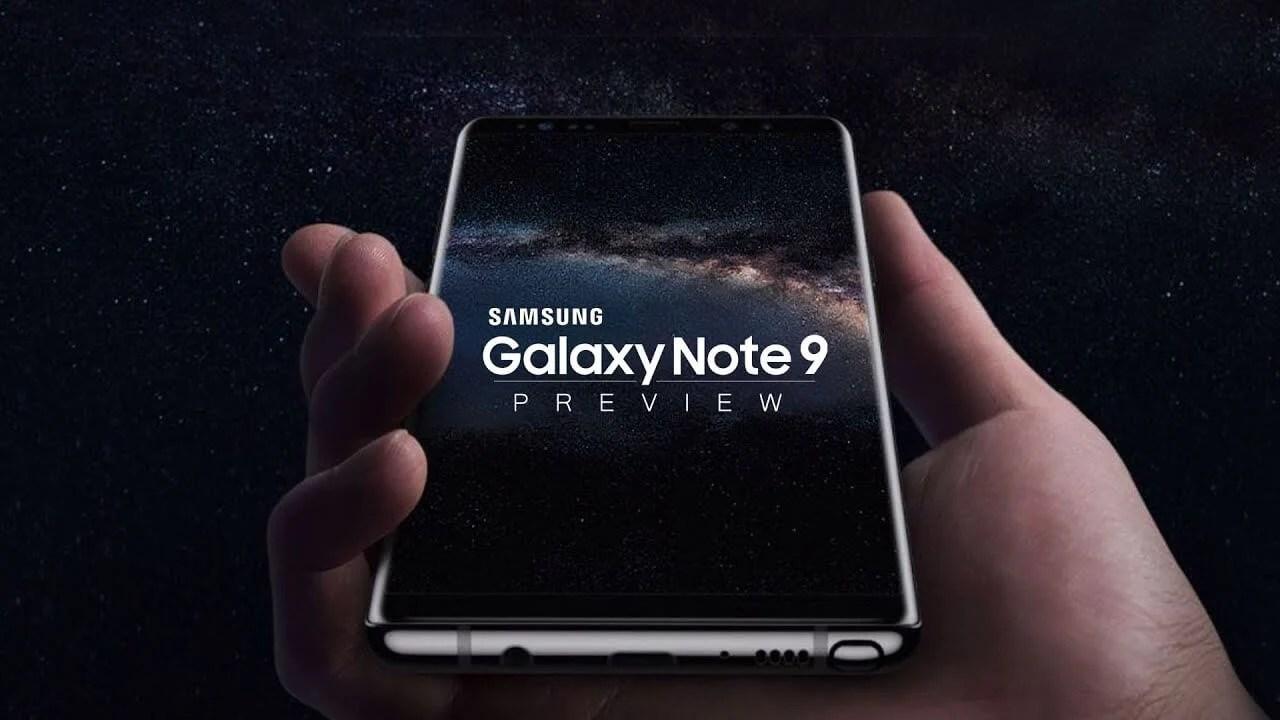 maxresdefault 4 - Imagens vazadas revelam suposto Galaxy Note 9; veja as novidades.