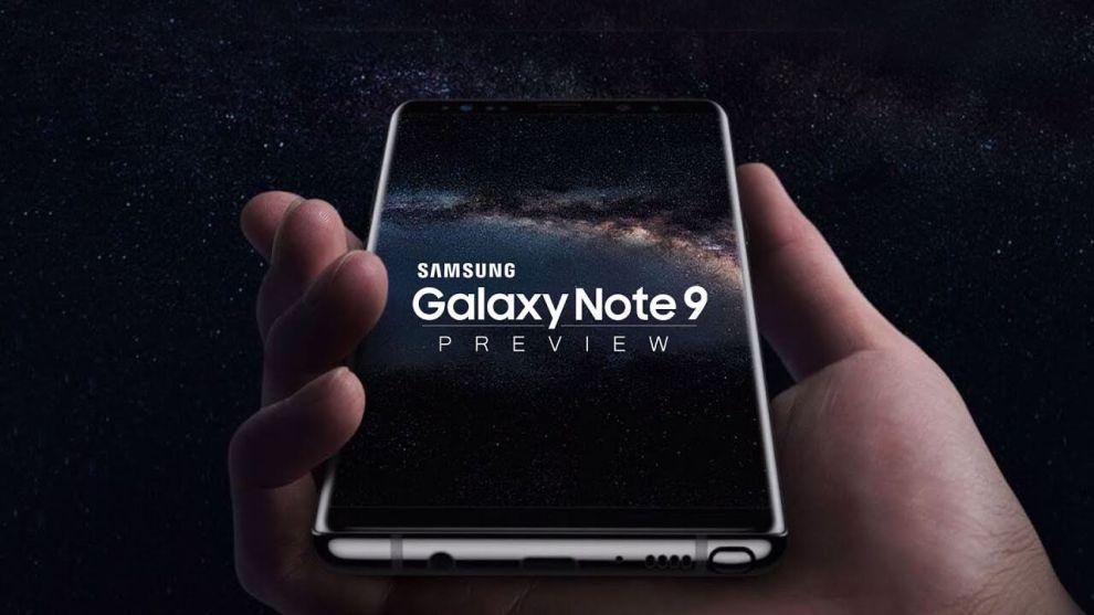 Imagens vazadas revelam suposto Galaxy Note 9; veja as novidades. 5
