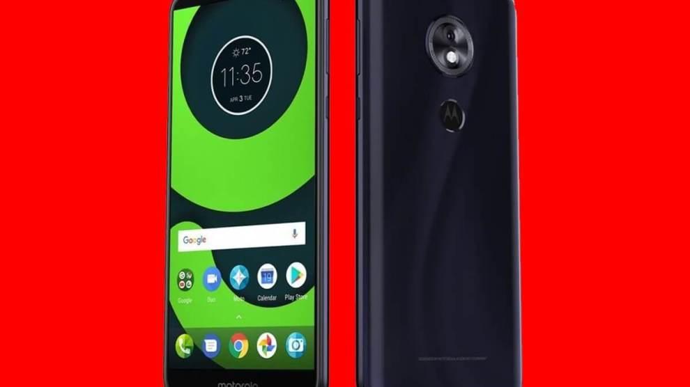 Moto G6 Play aparece em vídeo gravado nas Casas Bahia 3