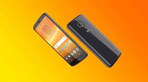 Nova linha Moto E5 provavelmente não será atualizada para o Android P 7