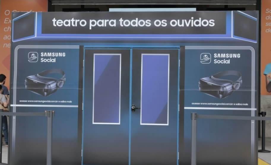 Samsung traz nova temporada do projeto Teatro Para Todos os Ouvidos 6