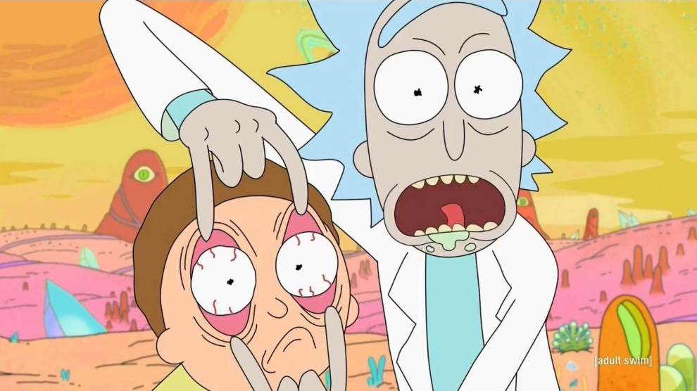 Rick and Morty acaba de ter 70 episódios encomendados pelo Adult Swim 8