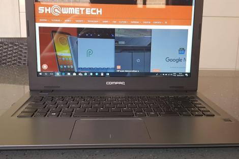 20180509 141632 - Review Notebook Compaq Presario CQ-17