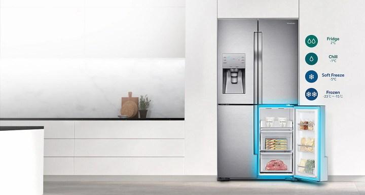 Novos refrigeradores Samsung: conheça a soma de inovação e tecnologia 11