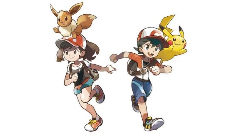 Pokémon Let's Go! é anunciado para o Nintendo Switch 4
