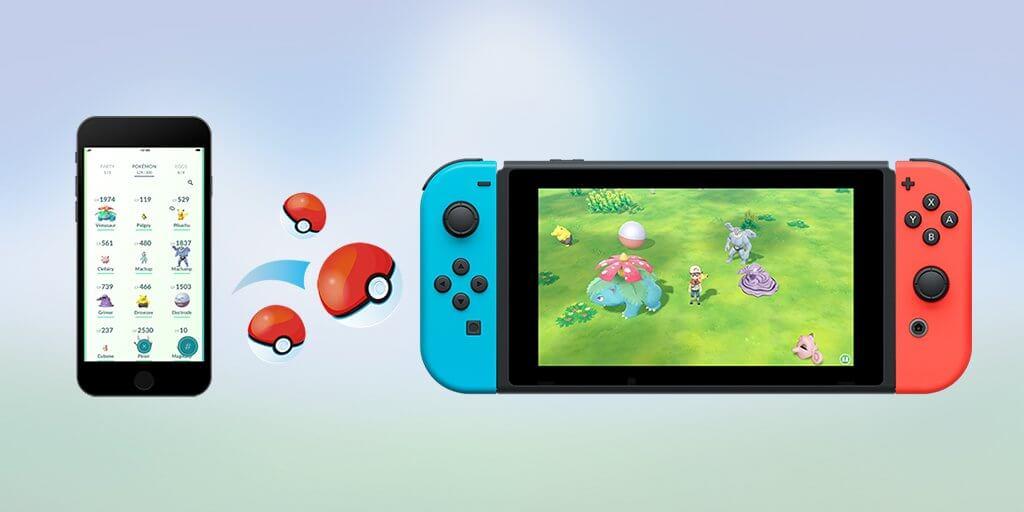 Pokémon Let's Go! é anunciado para o Nintendo Switch 9