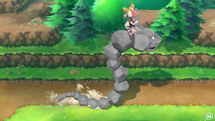Pokémon Let's Go! é anunciado para o Nintendo Switch 5
