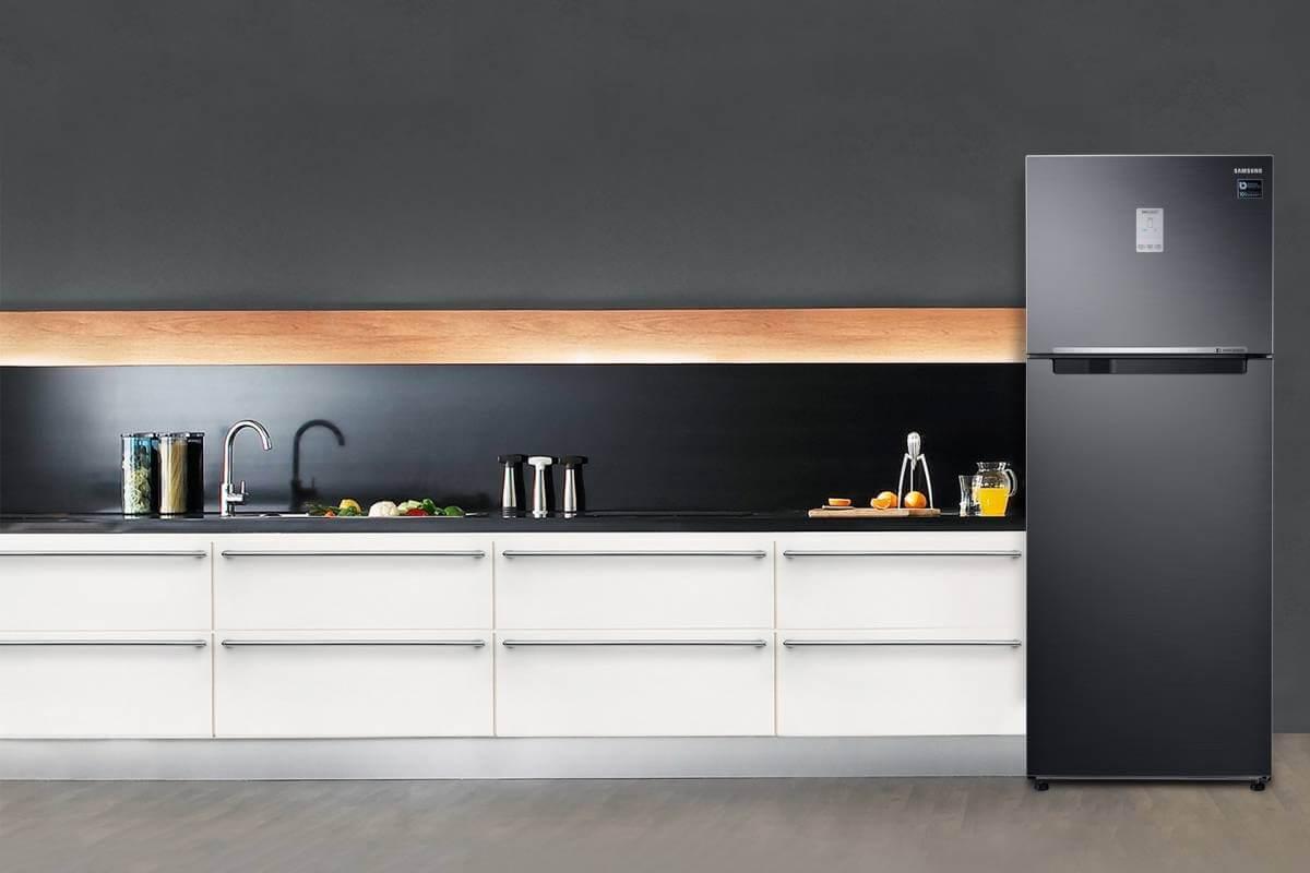 Samsung refrigerador - Samsung atualiza linha de refrigeradores com mais cores e novos designs
