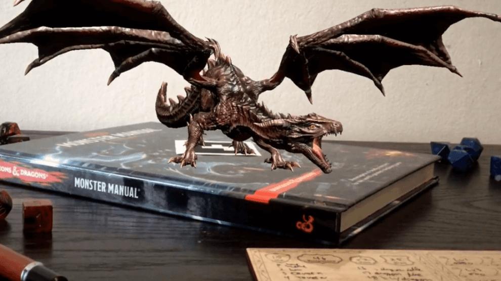 Augmented Reality & Dragons: conheça a realidade aumentada para RPG 6