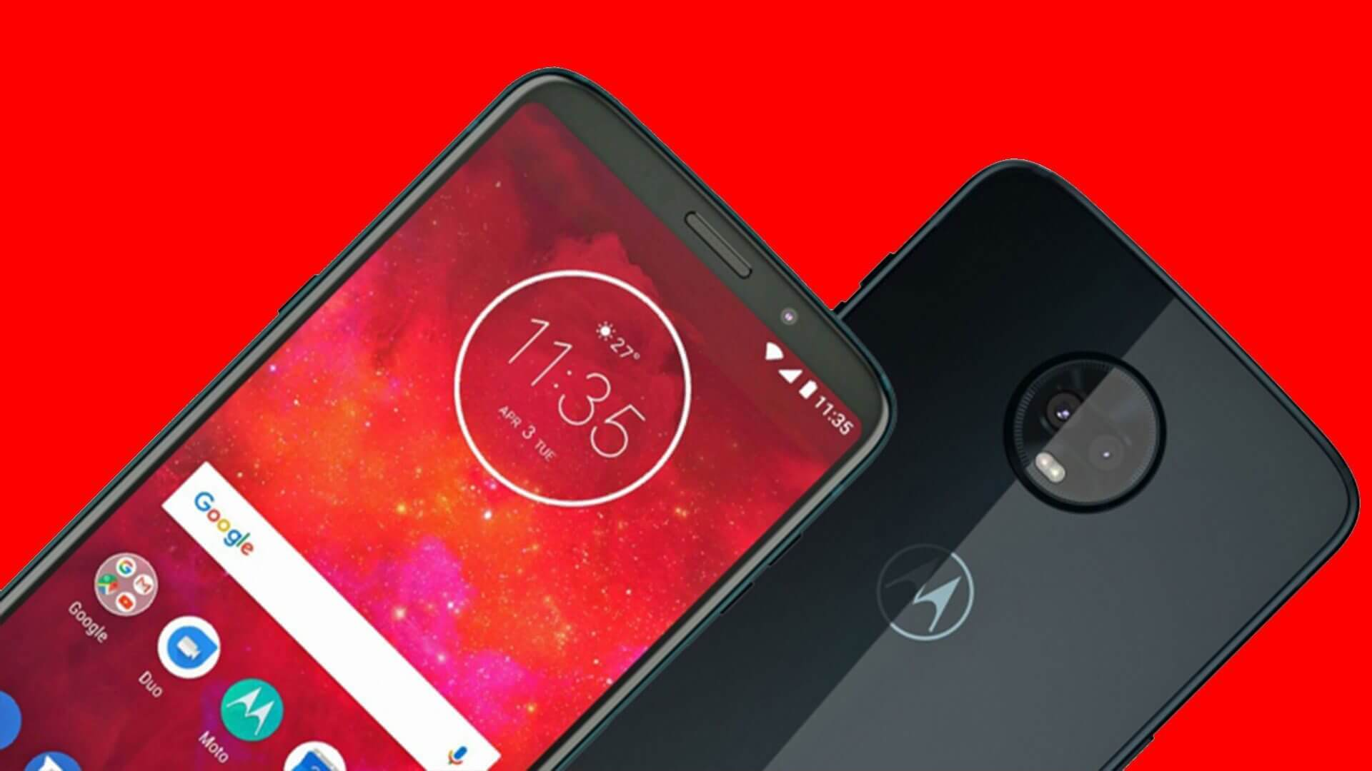 Sem Título 1 - Imagem vazada do Moto Z3 Play revela que o leitor de digitais está na lateral