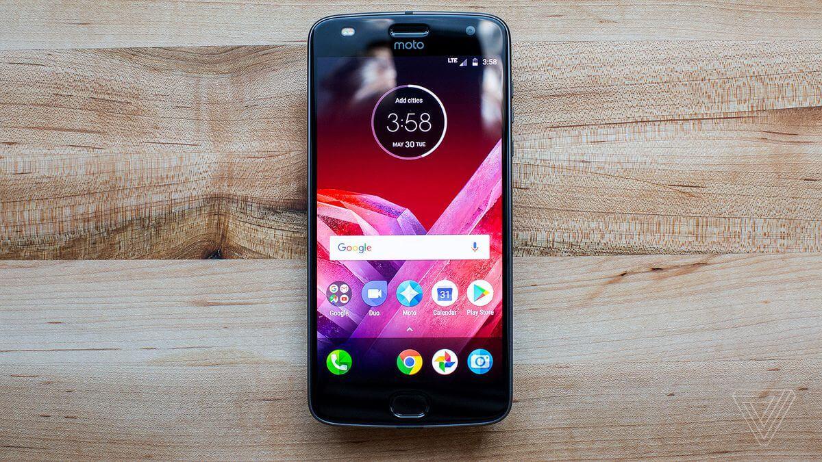 akrales 170530 1724 0058.0 - Android 8.0 Oreo está sendo liberado para o Moto Z2 Play no Brasil