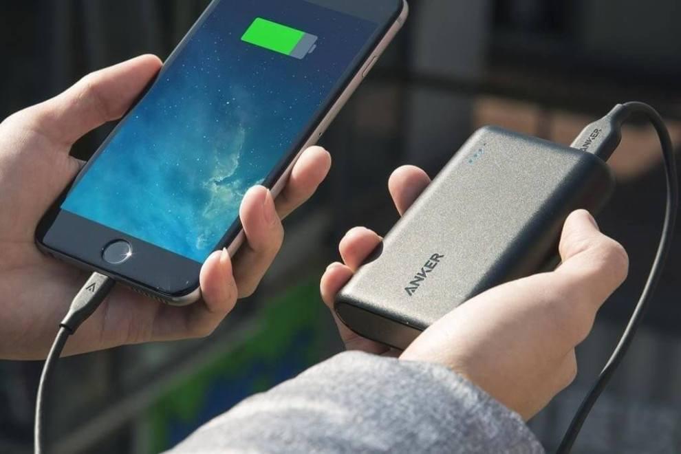 anker bateria - Positivo e Anker firmam parceria para acessórios de celular e linha de áudio