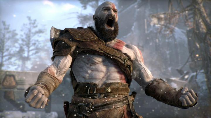 god of war 4 kratos 02 1 720x405 - Review: God of War (PS4) renova com louvor a franquia da Sony