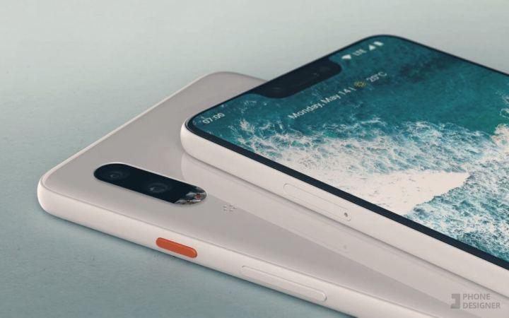Google Pixel 3 XL: Novo conceito revela design sofisticado 11