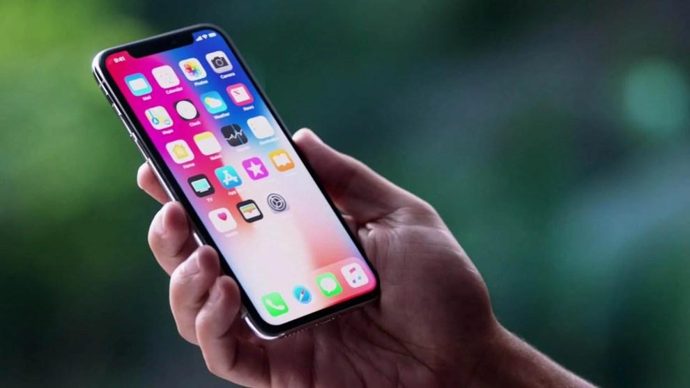 iphone 3 - iPhone X foi o aparelho mais vendido no primeiro trimestre de 2018