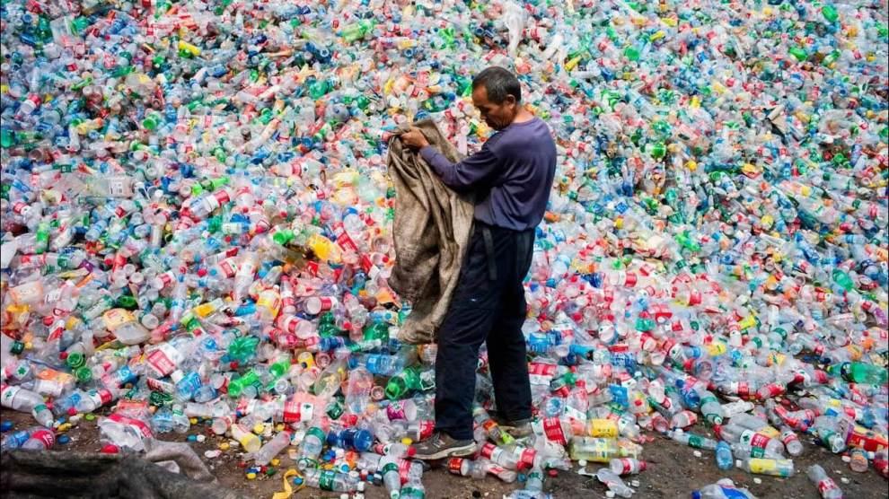 Cientistas criam acidentalmente enzima que come plástico 4
