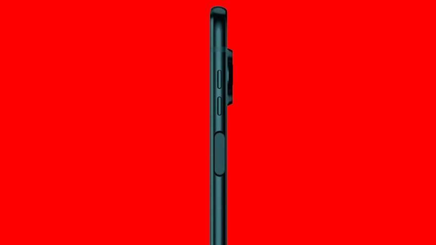 Imagem vazada do Moto Z3 Play revela que o leitor de digitais está na lateral 9