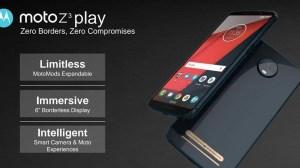 Moto Z3 Play tem recursos da câmera e mais especificações vazadas