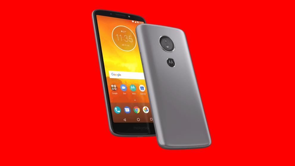 Motorola inicia as vendas do Moto E5 no Brasil por R$ 899 6