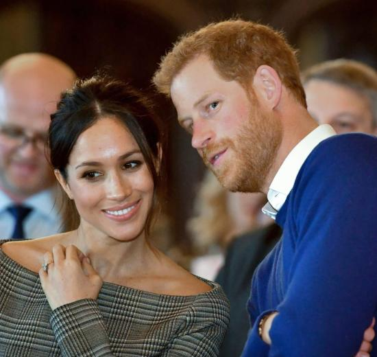 prince harry meghan markle royal wedding - Cobertura da SkyNews do Casamento Real terá reconhecimento facial