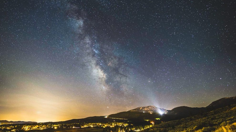 Descubra como tirar fotos da Via Láctea usando seu smartphone 6