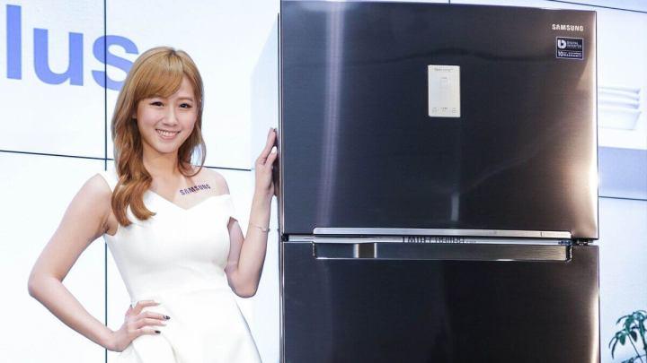 samsung 1 720x405 - Samsung atualiza linha de refrigeradores com mais cores e novos designs