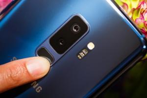samsung galaxy s9 1 - Galaxy S9 foi a responsável pela foto de capa da Vogue desse mês